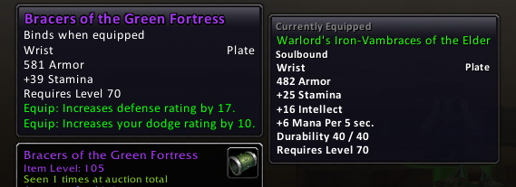 It Can Be A Good Thing If Your Crafter That Craft Epics High Level Blues Or Rare Items Of TBC To List Self In Realm