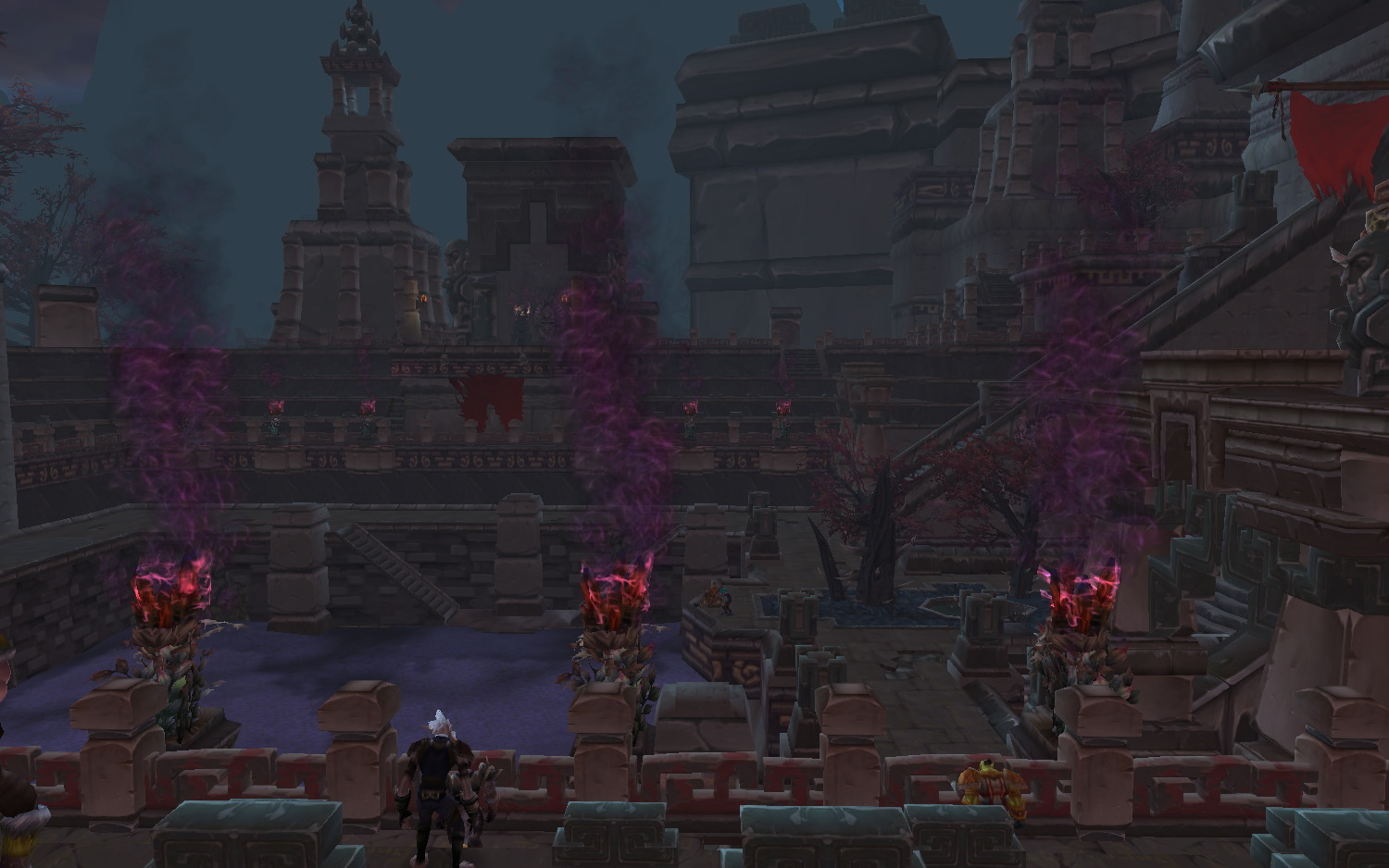 Screenshots WotLK Beta: Zul'Dark | Ardent Defender