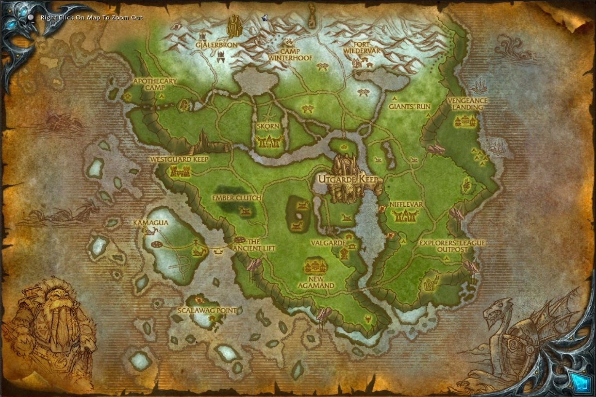 Leveling from 58-80: outland and northrend guides wowhead.