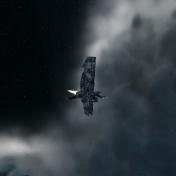 Buzzard Covert Ops Ship