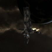 Buzzard Tech II - Covert Ops Ship