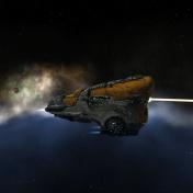 """Gallente Federation """"Dominix"""" Battleship"""