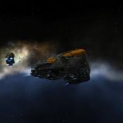 """Gallente Federation """"Dominix"""" Battleships"""