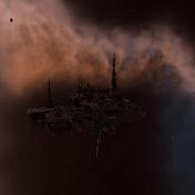 Deep in Minmatar space