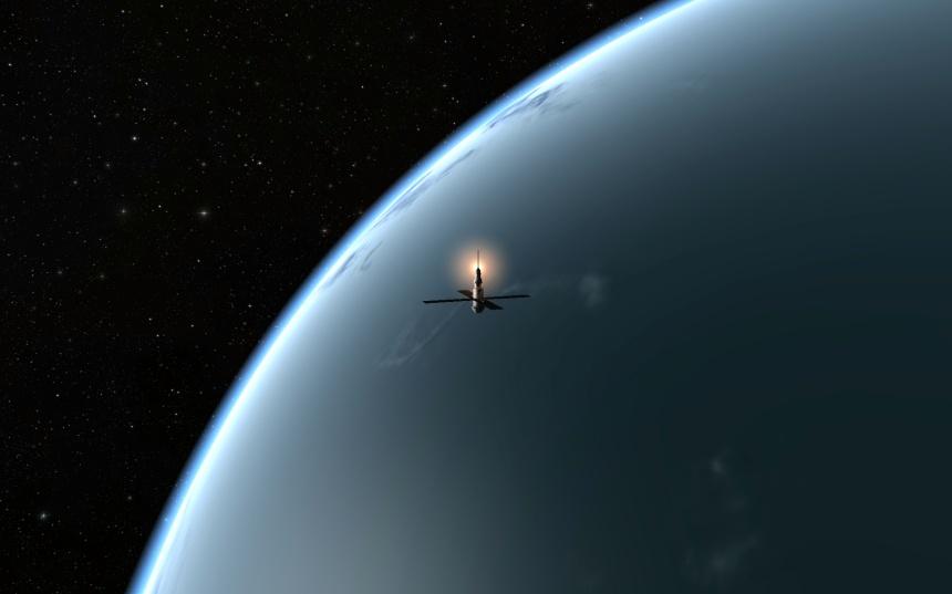 Caldari Titan Beacon