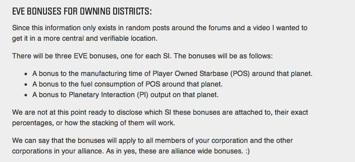 Planetary Conquest Updated EVE Bonus