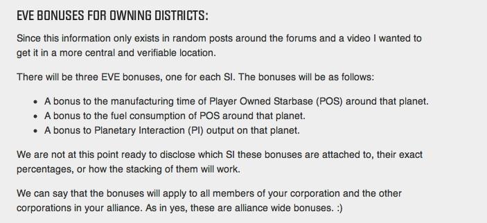 Planetary Conquest Updated EVE Bonus