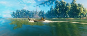 Valheim Sailing