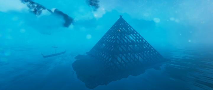Valheim Pyramid Base